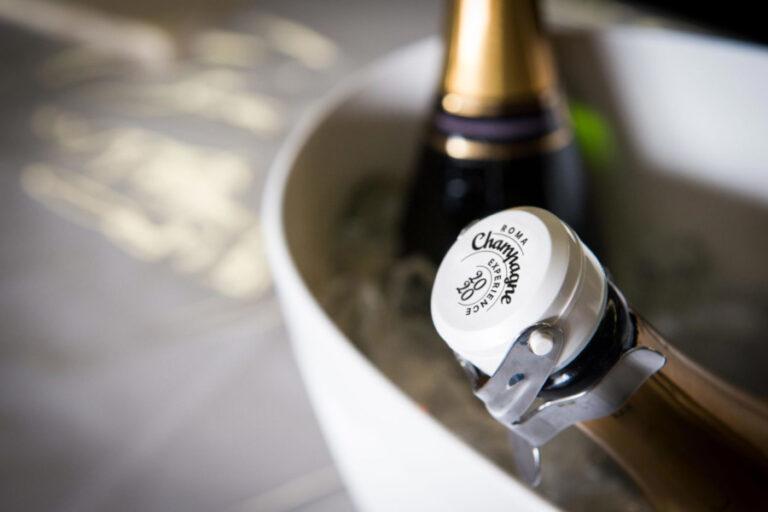 Nuova location per Champagne Experience
