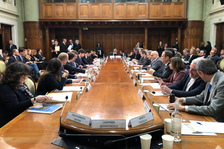 conferenza stato regioni non discute modifica ocm