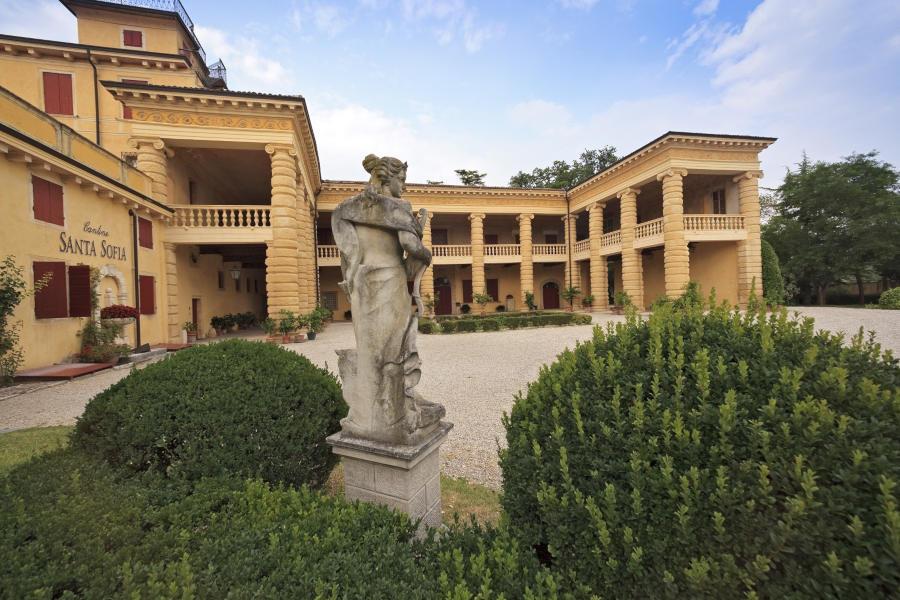 santa sofia villa palladiana