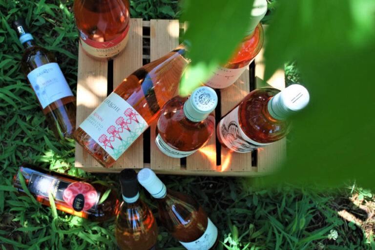 In attesa dell'ultimo appuntamento con il festival musicale dedicato al rosato, Verona brinda all'autunno con un bicchiere di Bardolino.