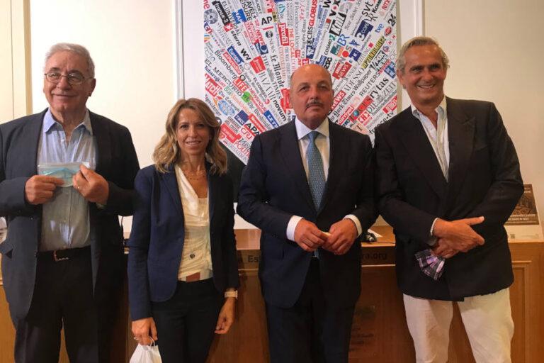 Grazie a un accordo tra Cia e Gruppo Alibaba il cibo italiano va alla conquista dell'e-commerce globale.