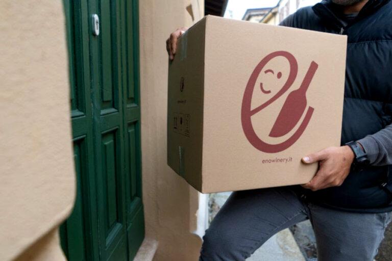 La più grande azienda vinicola d'Italia apre il suo negozio virtuale dedicato ai consumatori italiani.