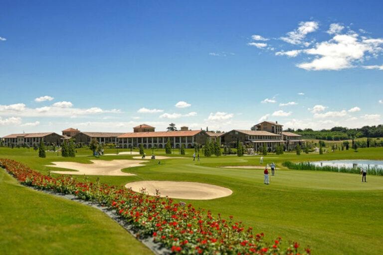 La 77° edizione del più importante evento golfistico italiano si svolgerà all'interno del territorio di produzione del grande bianco a base Turbiana.